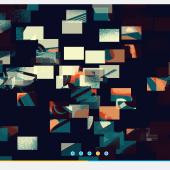 jQuery超炫酷碎片化轮播图插件